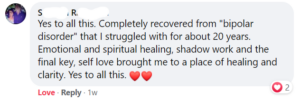 Self Love and Shadow Work Course Review